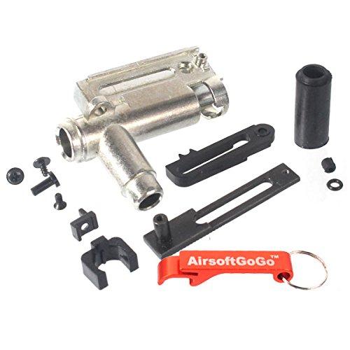 AirsoftGoGo Llavero Incluido CYMA Metal C?mara hop up Set para AKS74 AKS47 AK Serie Airsoft AEG