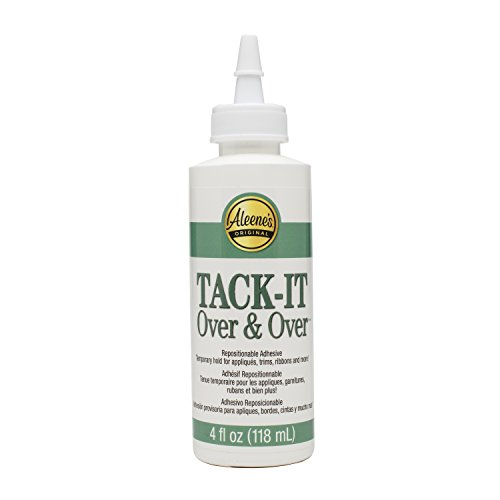 Aleene's Tack-It Over & Over Liquid Glue 4oz
