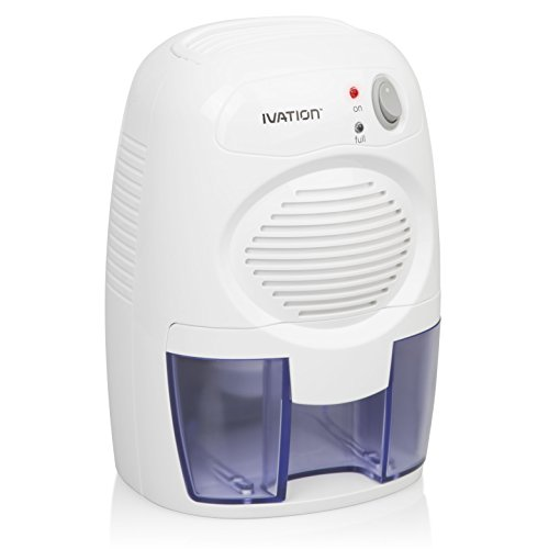 Ivation IVADM10 Small Size Thermo Electric Dehumidifier
