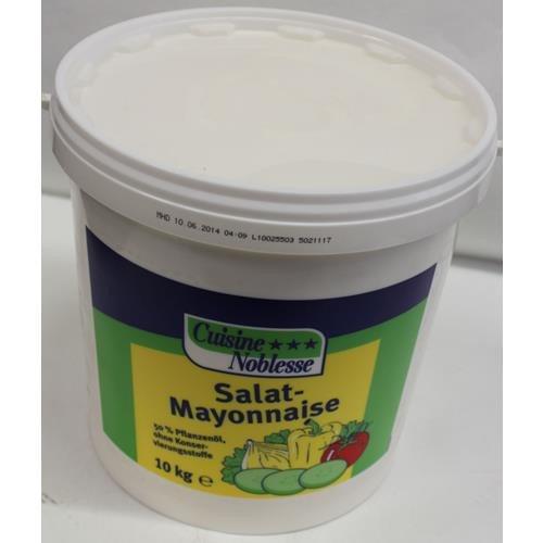 Cuisine Noblesse Salat-Mayonnaise (10Kg Eimer)