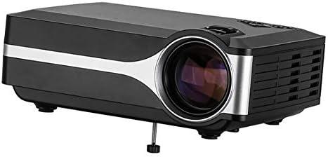 Mini proyector Portable de vídeo de Cine en casa con 130 Pulgadas ...