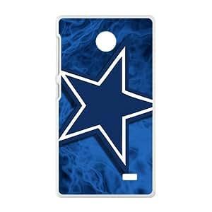 Blue unique star Cell Phone Case for Nokia Lumia X