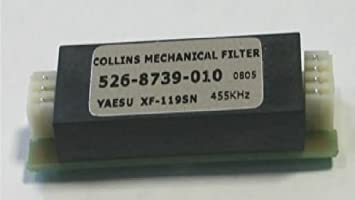 YAESU YF-122S 2.3 KHz Filter for FT-817 857 897 Series Radios