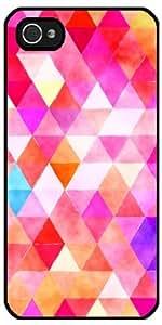 Funda para Iphone 5/5S - Triángulos Retro 03 by Aloke Design