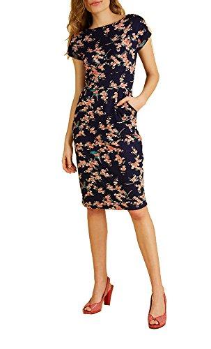 74cae239d0 King Louie Damen Kleid Rose Dress Haruka 02654 AIkeuvTpU - magnetic ...
