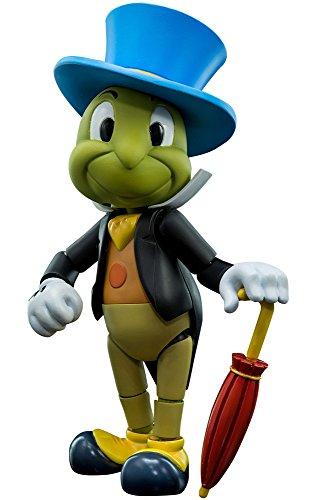 ジミニー・クリケット 「ピノキオ」 ハイブリッド・メタル・フィギュレーション #029