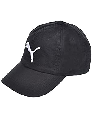 "Puma ""Evercat Podium"" Baseball Cap - black/white, Size Toddler 2-4 by Puma"