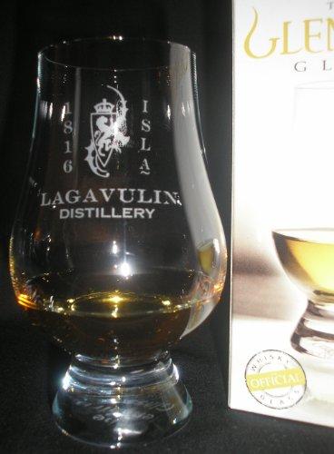 LAGAVULIN RAMPANT LION DISTILLERY LOGO GLENCAIRN SINGLE MALT SCOTCH WHISKY TASTING (Lagavulin Scotch Single)