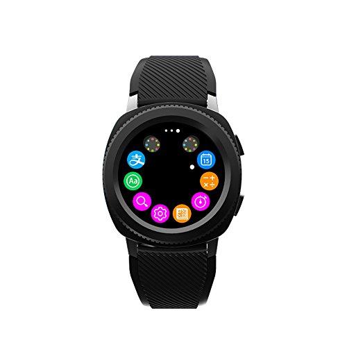 MJW Bluetooth Smart Watch Fitness Tracker, IP68 Pulsera ...