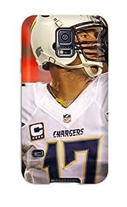 Dana Diedrich Wallace's Shop Best 2223354K325065188 saniegohargers NFL Sports & Colleges newest Samsung Galaxy S5 cases