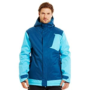 Under Armour Men's ColdGear Infrared Blue Jacket (Small)