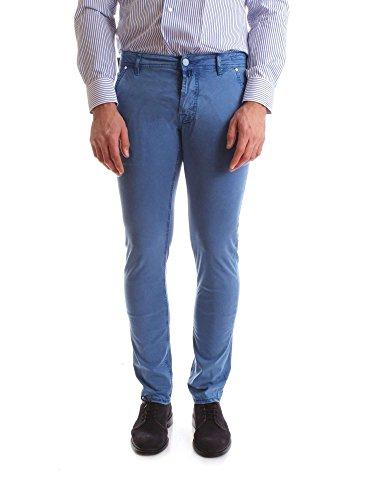 Blu Uomo Jcu01j61300938blue Cotone Jacob Cohen Jeans Owq4Cf