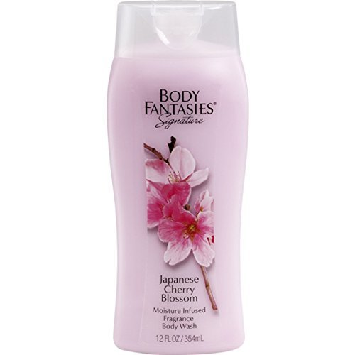 Parfums De Coeur Ltd 3771 12 Oz Cherry Body Wash