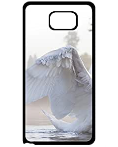 6282469ZE268344902NOTE5 2015 Case For Samsung Galaxy Note 5 With Nice Cool Swans steam Appearance Cora mattern's Shop