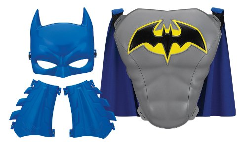 Batman Action Gear Dress Up/Gauntlets (Batman Batsuit Costume)