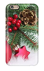 Discount 9158834K78674614 Cute Appearance Cover/tpu Closed For Christmas And New Year Case For Iphone 6