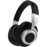 AO Bluetooth Wireless Headphones with Active Noise Cancelling Technology- M6