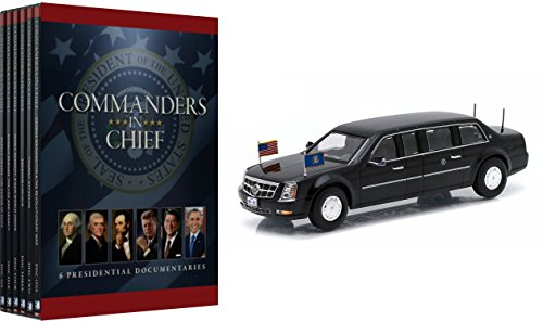 Commanders in Chief 6-DVD Set with 2009 Cadillac