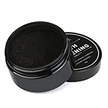 Mapletop 2017 Natural Teeth Whitening Powder Organic Activated Charcoal Bamboo Toothpaste