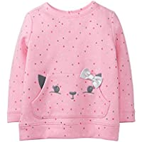 Gymboree Baby Girls' Long Sleeve Winter Pullover