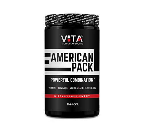 American Pack - VitaMolecular Sports 30 Pack