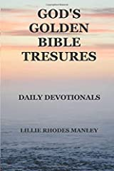 God's Golden Bible Treasures: Daily Devotionals Paperback