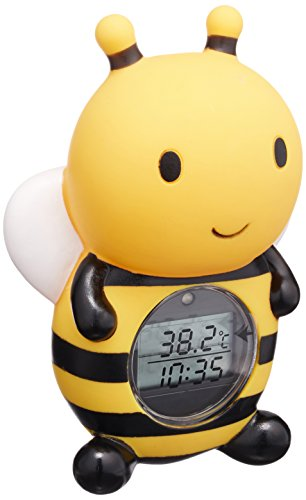 Papajino Room & Bath thermometer (digital) bees RBTM002