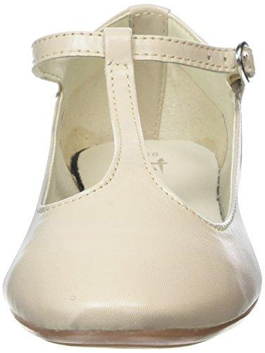 Ballerines 24229 355 sand Femme Tamaris Beige Y45wUqWWd