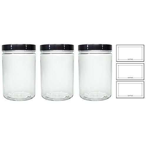 Clear Plastic Free Large Refillable product image