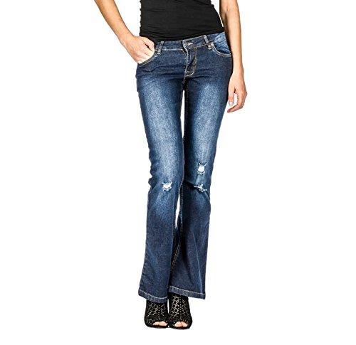 Blue 2 Stretch Jeans - 1