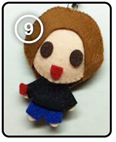 [SJ Super Junior Kyuhyun - Jobs Good Friends SS4 [Fancy Costume] KPOP Handmade Doll Keychain] (2ne1 Kpop Costumes)