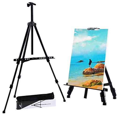 - Transon Art Easel Stand for Painting and Display 20