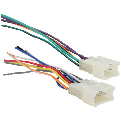 Metra 70-1761 Radio Wiring Harness For Toyota 87-Up - Toyota Wiring Harness