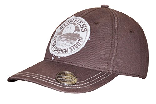 Baseball Guinness (Guinness® Men's Moonshine Label Bottle Opener Baseball Cap)