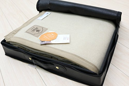 シングル 京都西川 ローズ カシミヤ毛布 (CSH10010) オレンジカラー B071W7VMKF