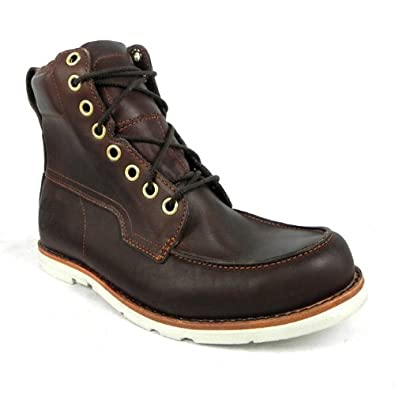 519c4e36 Timberland 74163 Mens Earthkeepers 2.0 Rugged 6-Inch WP Moc Toe Boots:  Amazon.co.uk: Shoes & Bags