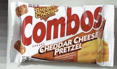 Combos Ched/Pretz 1.8 Oz