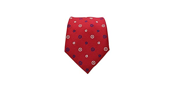 6c0cbbe7556e Brother's On The Boulevard Handmade Necktie in Red, White, and Blue (One  Size, Red, White, and Blue) at Amazon Men's Clothing store: