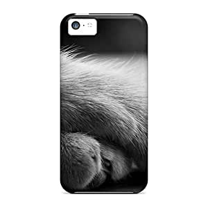 Brand New 5c Defender Case For Iphone (paws Of Justice)