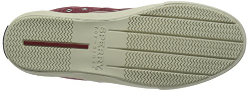 Sperry Top-sider Mens Striper Cvo Jersey Fashion Sneaker Rosso