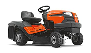 Husqvarna TC 130 Garden tractor - Tractores cortacésped ...