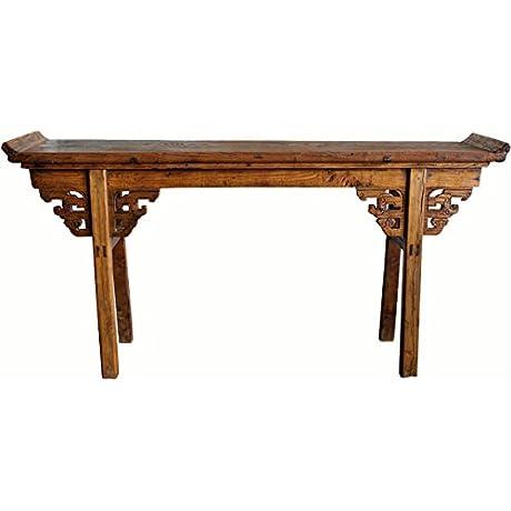 Rustic Farm Console Table