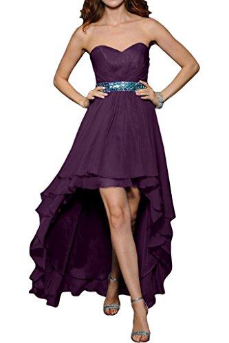 a Fashion ressing pietre 44 Prom cuore cintura Party da uva Festa Hi donna sera abito abito Lo forma di vestito ivyd zqEx6Rwdnz
