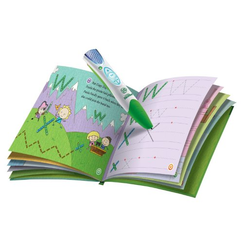 LeapFrog LeapReader Reading and Writing System, Green (Reading Tag)