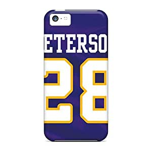 AXp30059oqCR RentonDouville Awesome Cases Covers Compatible With Iphone 5c - Minnesota Vikings