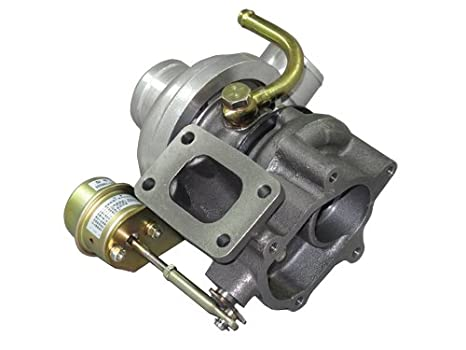 T28 Turbo turbocompresor para NISSAN 240sx KA24 + agua Banjo: Amazon.es: Coche y moto