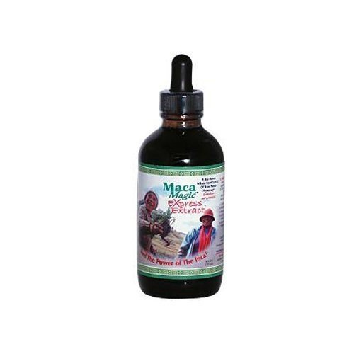 Maca Magic - Express Extract - 4 oz. ( Multi-Pack) by MACA MAGIC ()
