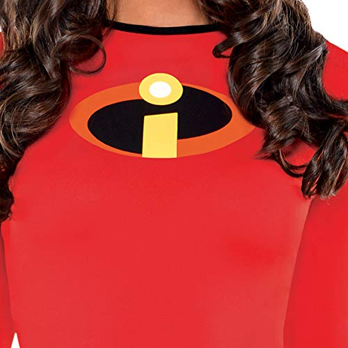 Amazoncom The Incredibles Mrs Incredible Costume For Women