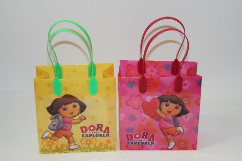 24PC DORA THE EXPLORER GOODIE BAGS PARTY FAVOR BAGS GIFT BAGS