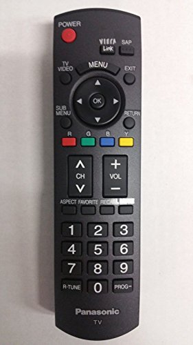 Original Panasonic N2QAYB000104 TV Remote Control